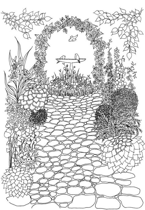 whimsical designs coloring pages creative haven whimsical gardens coloring book coloring