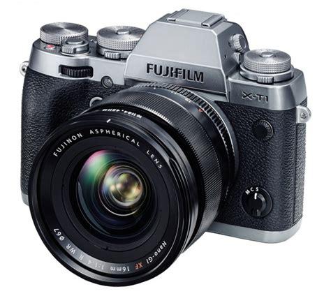Fujifilm Lens Xf 16mm F 1 4 R fujifilm xf 16mm f 1 4 r wr wide angle lens news
