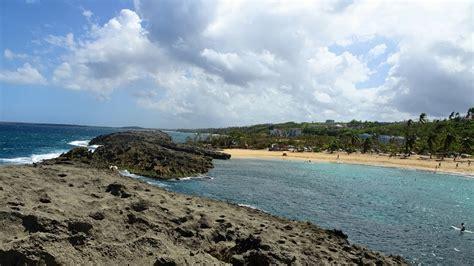 crash boat beach post hurricane beautiful beach day puerto rico beaches after hurricane