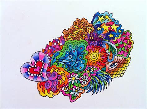 doodle noodle noodle doodle 4 drawing by donna spadola