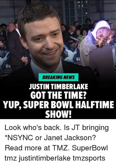 got the time in breaking news justin timberlake got the time yup super