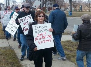 inkster housing commission detroit eviction defense stop foreclosures evictions bank abuses in metro detroit