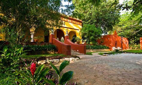 imagenes de jardines en haciendas une des haciendas 224 m 233 rida pour les mariages et 233 v 233 nements