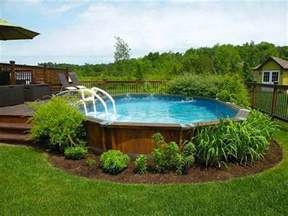 17 ways to add style to an above ground pool hgtv s decorating amp design blog hgtv