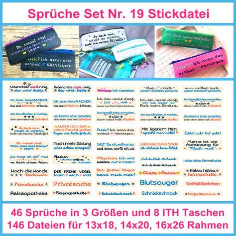 1 Set Sho Nr rock spr 252 che set nr 19 kurzsprueche rock