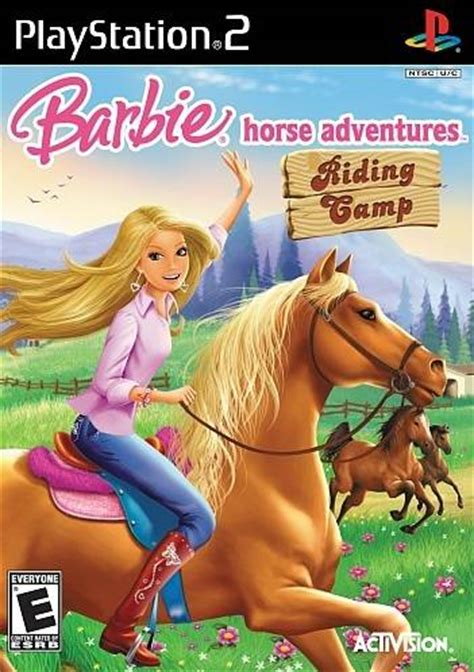 emuparadise adventure games barbie horse adventures riding c usa iso