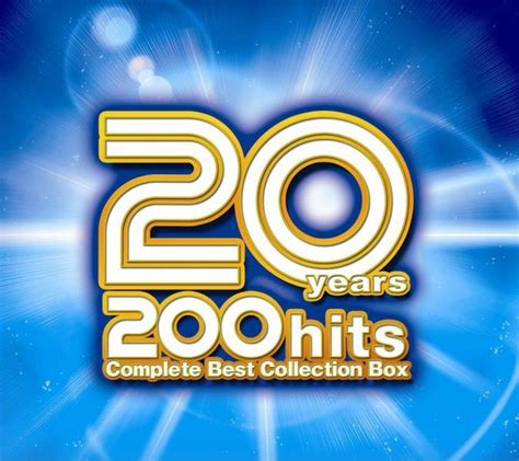 20 Best Collection Of High yesasia 20 years 200 hits complete best collection box 4cd dvd press limited edition