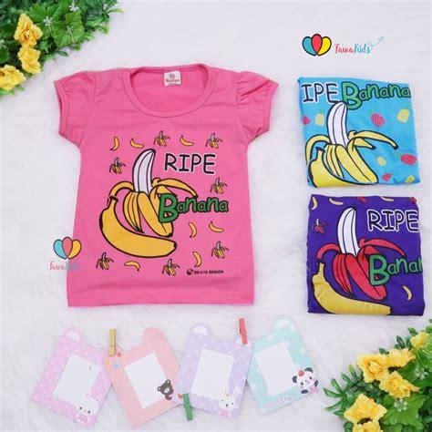 Baju Gamis Anak Minnie Garansi kaos kata uk bayi s d 2 tahun kaos anak perempuan baby
