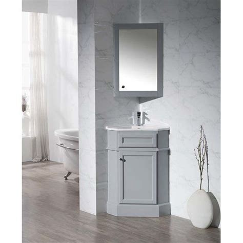 corner bathroom vanity cabinet 17 best ideas about corner bathroom vanity on