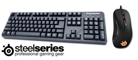 Mouse Dan Keyboard Steelseries Steelseries Rival Gaming Mouse Steelseries 6gv2 Mechanical Keyboard 62271 64225 Mwave Au