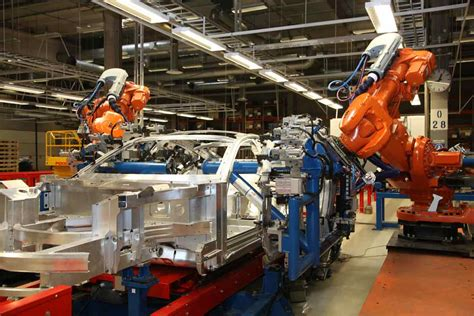 limited production in industry production and distribution of automobile industry in india