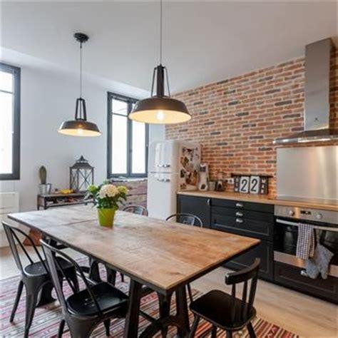 Cuisine Style Atelier Industriel 3425 by Cuisine Moderne Am 233 Nagement Et Id 233 E D 233 Co Domozoom