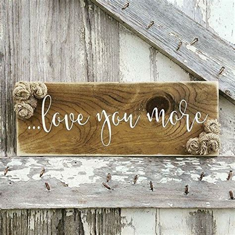 Love Home Decor Sign by Shabby Chic Decor Rustic Home Decor Inspirational