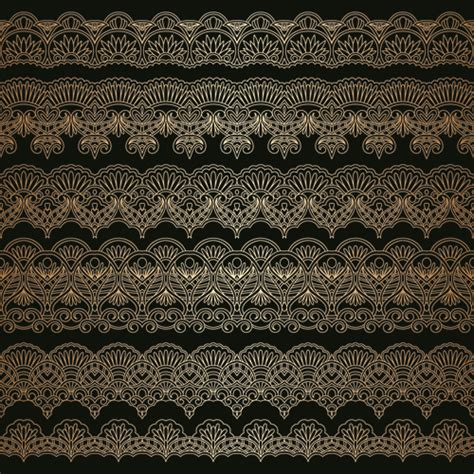 lace pattern background free download lace decorative pattern vector background 08 vector