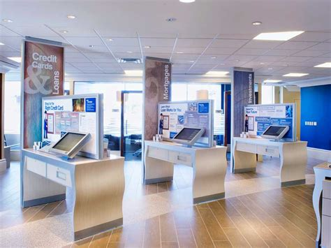 Digital Floor Plan by Rbc Debuts New Retail Store Concept