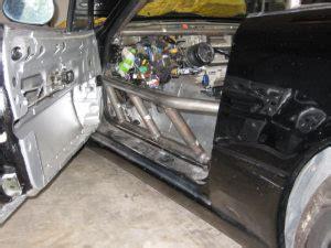 Miata Door Bars by Gunship Racing