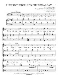 i heard the bells on christmas day sheet music direct