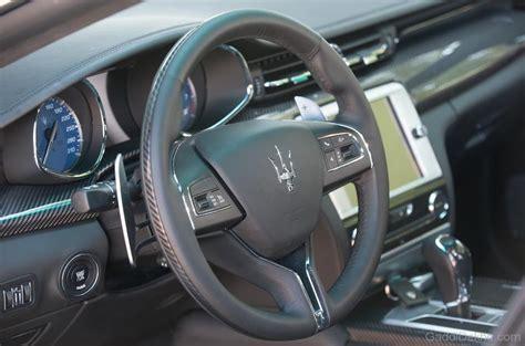maserati steering wheel driving maserati car pictures images gaddidekho com