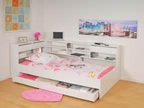lit avec tiroirs et 233 tag 232 res renato ii 90x190cm blanc