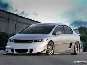 Honda civic type r tuning