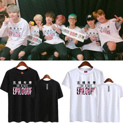 Tsgirt Bts Member bts kpop t shirt tshirt epilogue forever bangtan