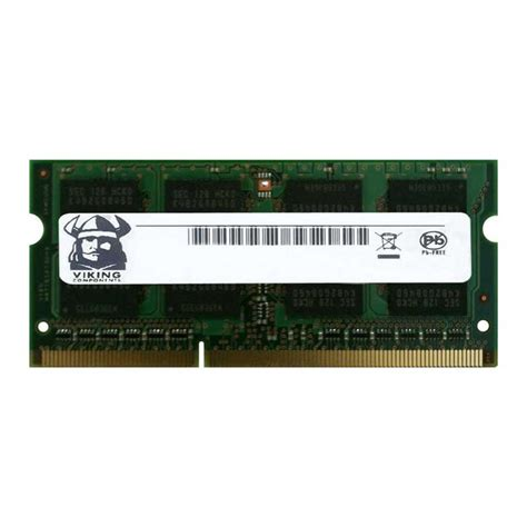 vr7pu287258fbd viking 1gb sodimm pc10600 memory