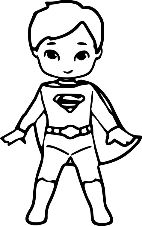 easy superhero coloring page easy superhero drawing coloring pages