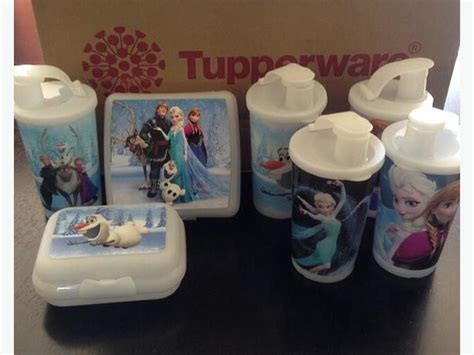 Tupperware Frozen Set frozen tupperware sets shawnigan lake cowichan