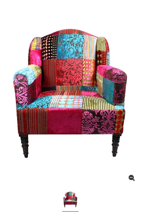 Patchwork Armchairs For Sale by 40 Best Images About Patchwork Chairs On