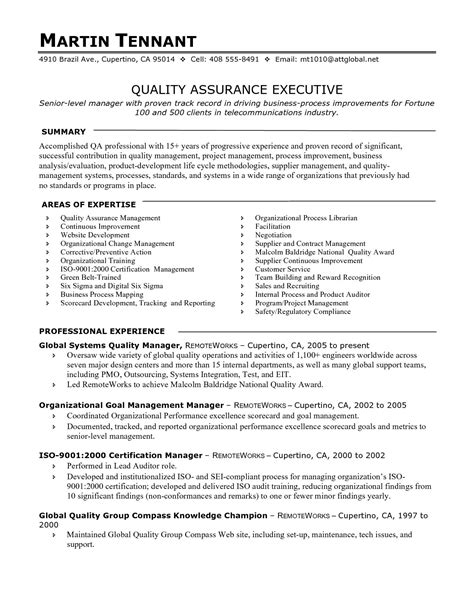quality certification letter senior engineer cover letter house officer sle resume
