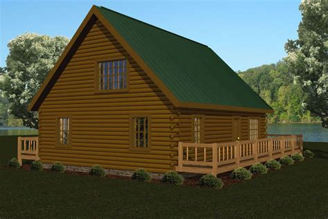 aspen battle creek log homes