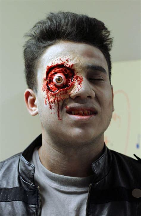 zombie makeup  pics