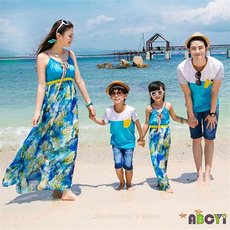 family clothes matching family clothes summer 2015 korean