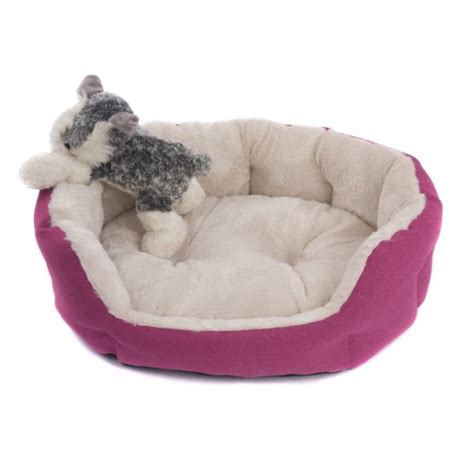 cuddle bed favorite cozy plush cuddle bed nesting pet dog cat puppy