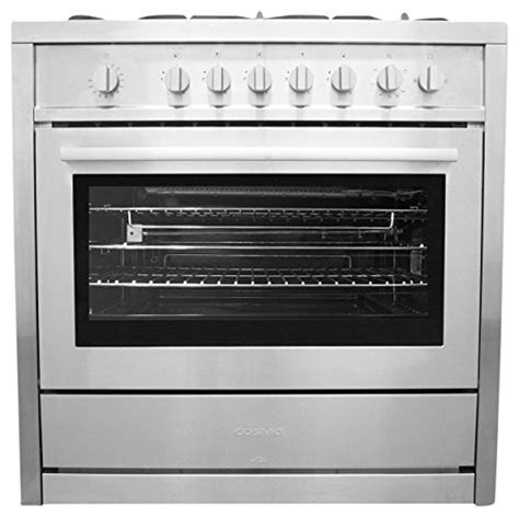 Oven Gas Cosmos best gas range ovens of 2017 crush reviews