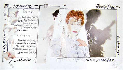 unmade up recollections of a friendship with david bowie books david bowie news november 2016