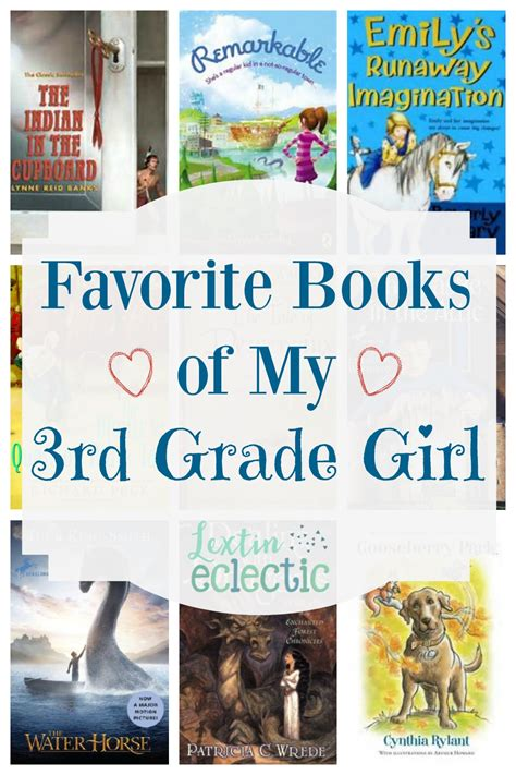 Favorites Book 3 book list favorite books of my 3rd grade lextin eclectic