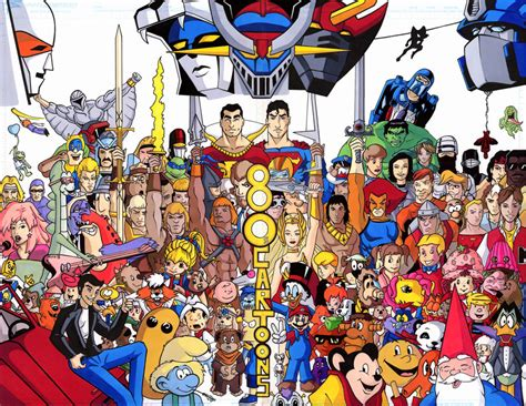 themes in cartoons ten greatest 1980s cartoon theme songs old school record