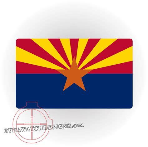 arizona colors arizona state flag overwatch designs