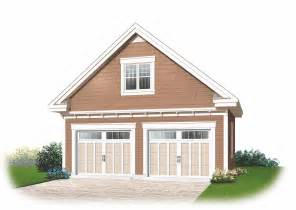 Detached Garage Designs 2 Car Detached Garage Plans With Loft