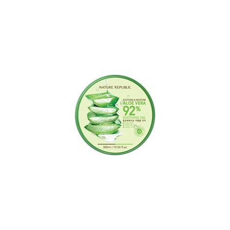 Nature Republic Aloe Vera Soothing Gel Sleeping Mask nature republic aloe vera soothing gel