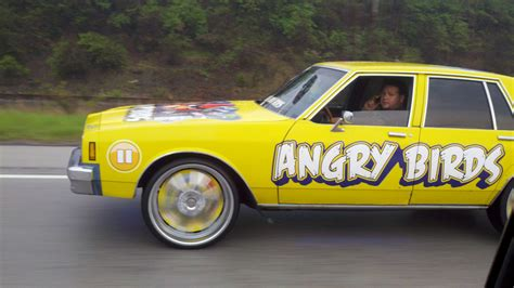 Angry Birds Auto by The Angry Birds Car Is The Most Addictive Chevy Of All