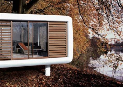 small cube home a touch of outside small houses the best prefabricated outdoor home offices designs