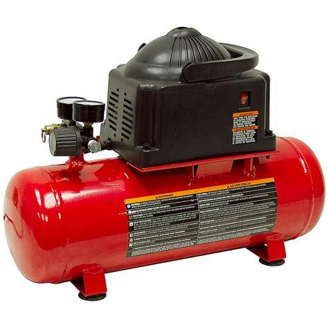 100 psi 2 gallon 115 vac air compressor ac compressor motor unit air compressors vacuum