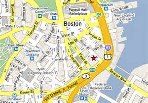 Boston Train Station Map by Contact Mdt Advisers Federated