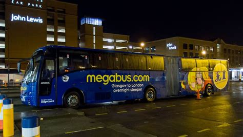 Overnight Sleeper Glasgow To by Megabus Cheap But Not Easy Uk Intercity Travel