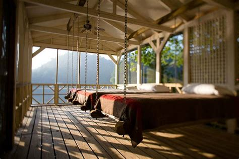 ceiling swings for bedrooms 9 superb sleeping porches california home design