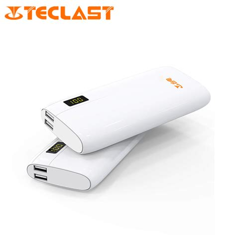 Charger Led Khusus Semua Mobil teclast 10000mah power bank t100cd w with led display external battery charger for mobile phones