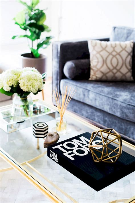 decorate with style 16 chic coffee table decor ideas coffee table decor ideas coffee table decor tray