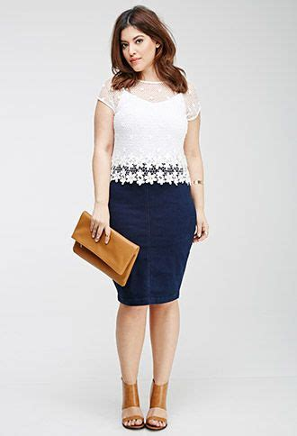 Flat Front Skirt flat front denim skirt fashion skirts